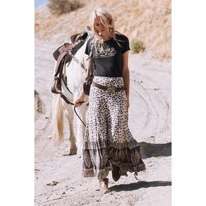 Spell & the Gypsy Delirium Maxi Skirt 🔥